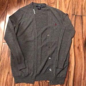 BNWT Ralph Lauren Sport Boyfriend Cardigan Sweater